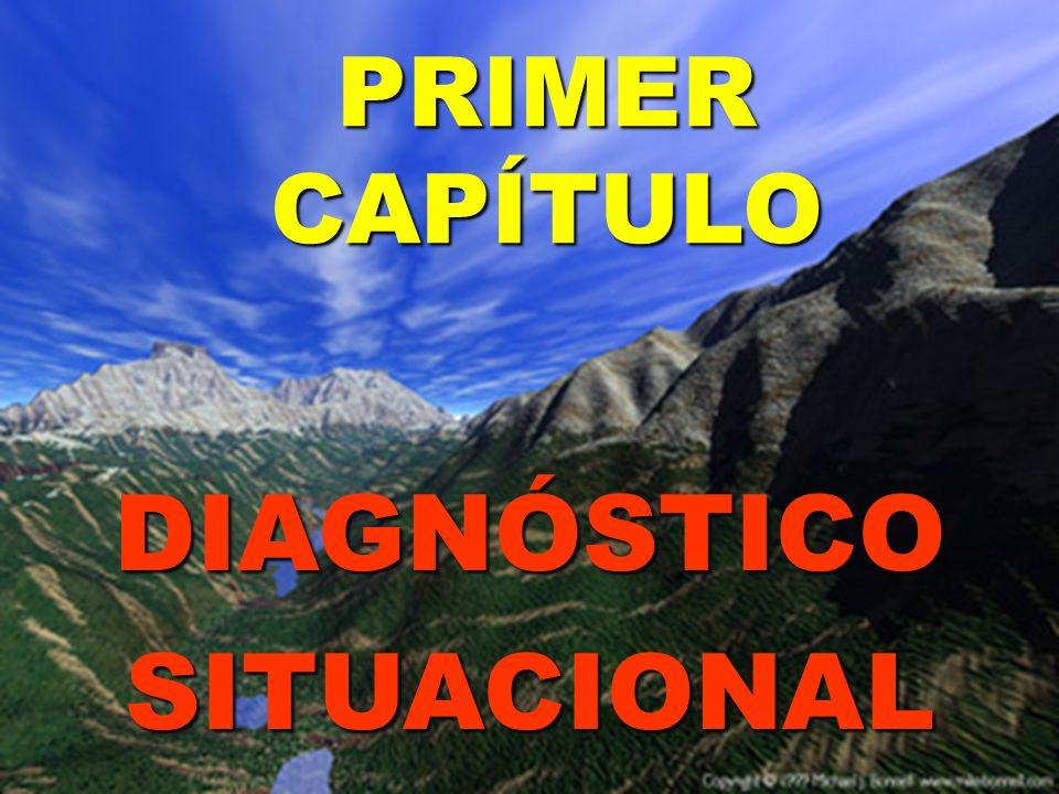 PRIMER CAPÍTULO DIAGNÓSTICOSITUACIONAL