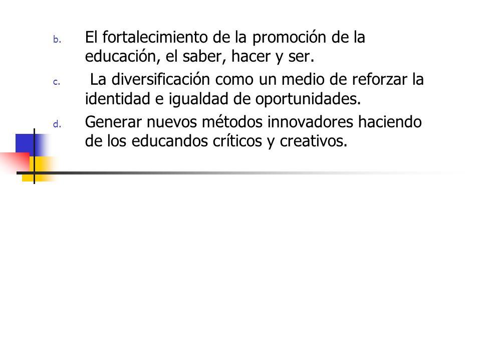 Visión En el 2010 la IE.Manuel Vivanco Altamirano de Curibamba es: Una IE.