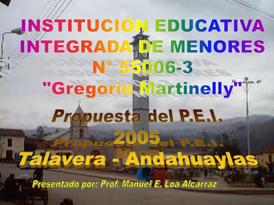 Ámbito Externo: Ámbito Externo (Amenazas) Escaso desarrollo capacidades físicas y artísticas Escaso desarrollo de una educación de liderazgo en alumnos PROPUESTA PEDAGÓGICA Principio Pedagógico de Aprendizaje: Para promover una información integral de una Educación de CALIDAD es centrar en los siguientes principios.