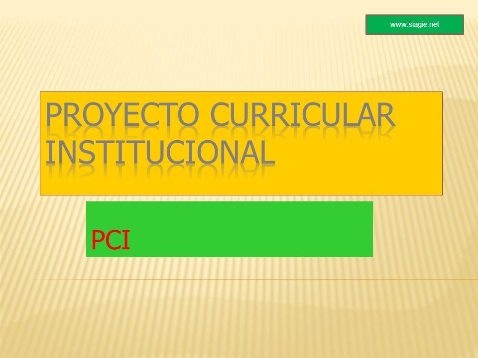 PCI www.siagie.net