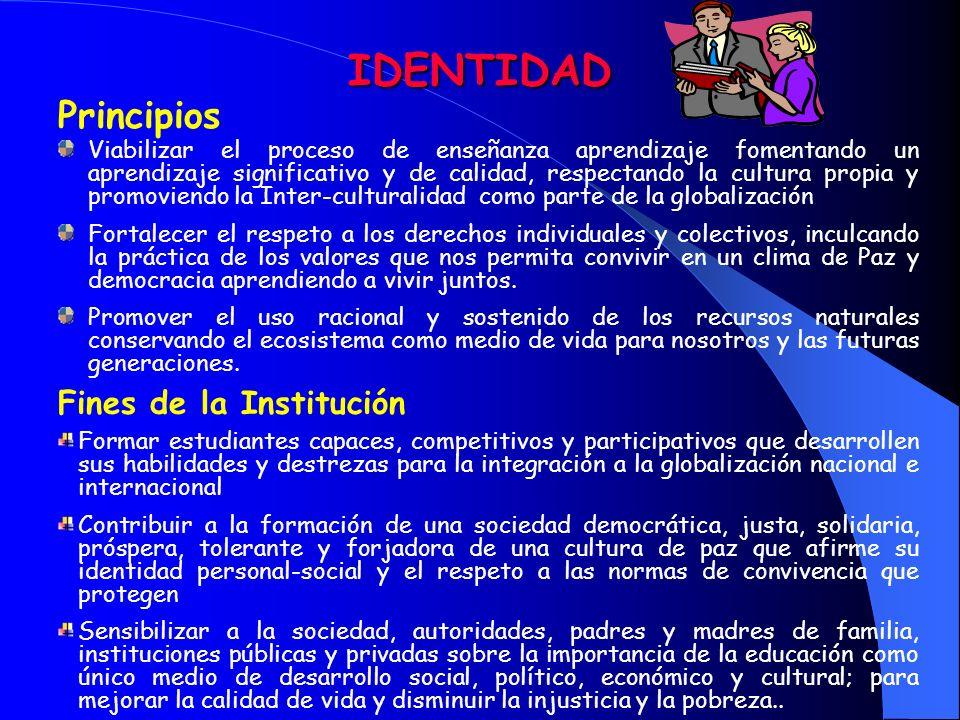 PROPUESTA DE GESTIÓN INSTITUCIONAL Lineamientos y Estrategias de Organización de la I.E.