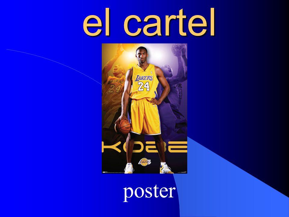 el cartel poster