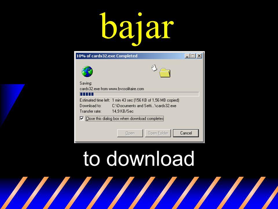 bajar to download