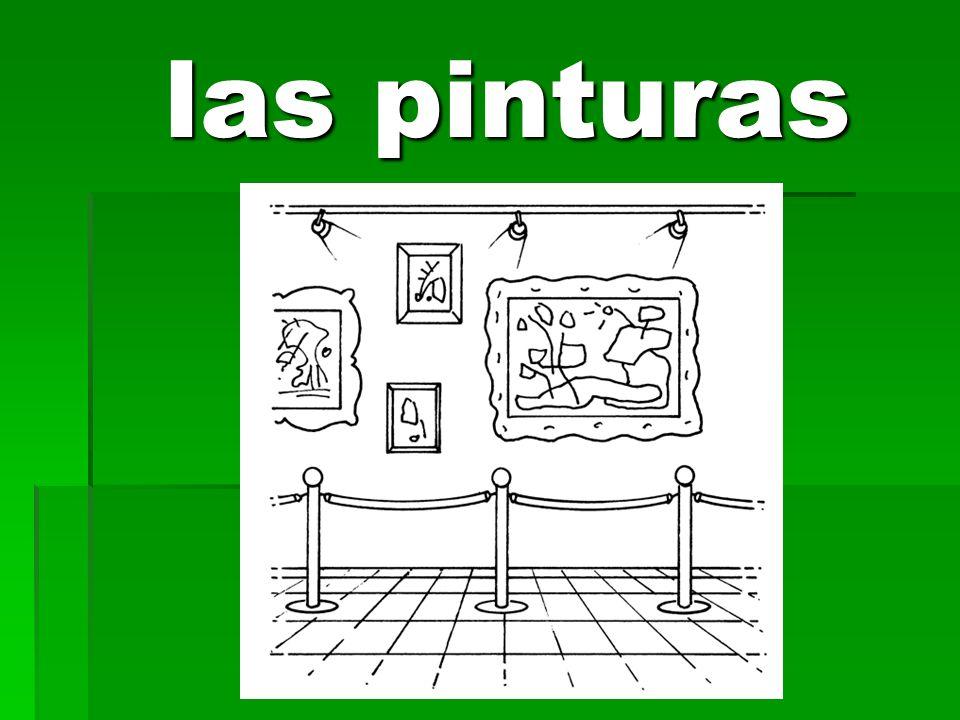 las pinturas las pinturas