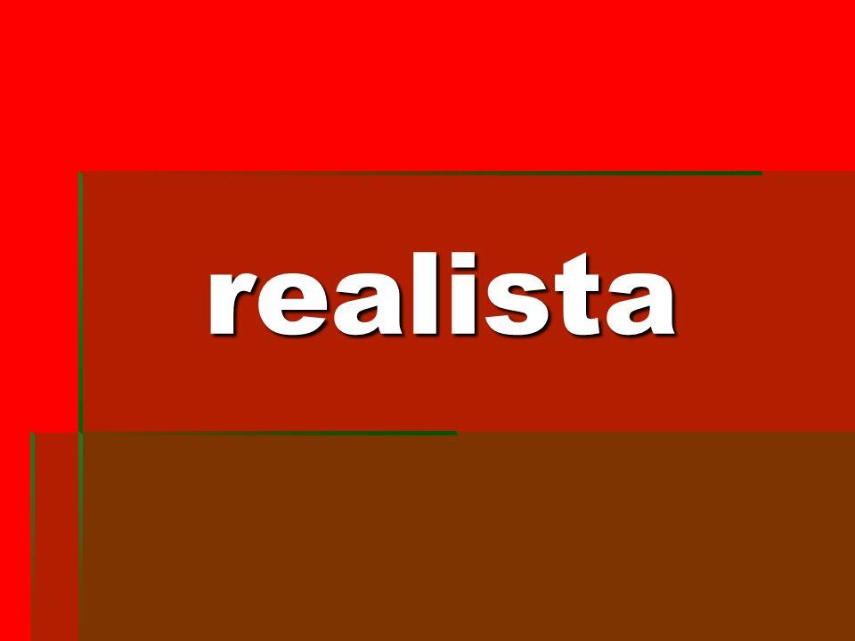realista realista