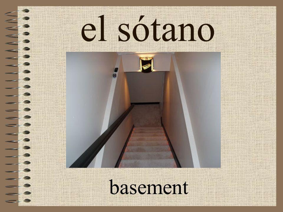 el segundo piso third floor