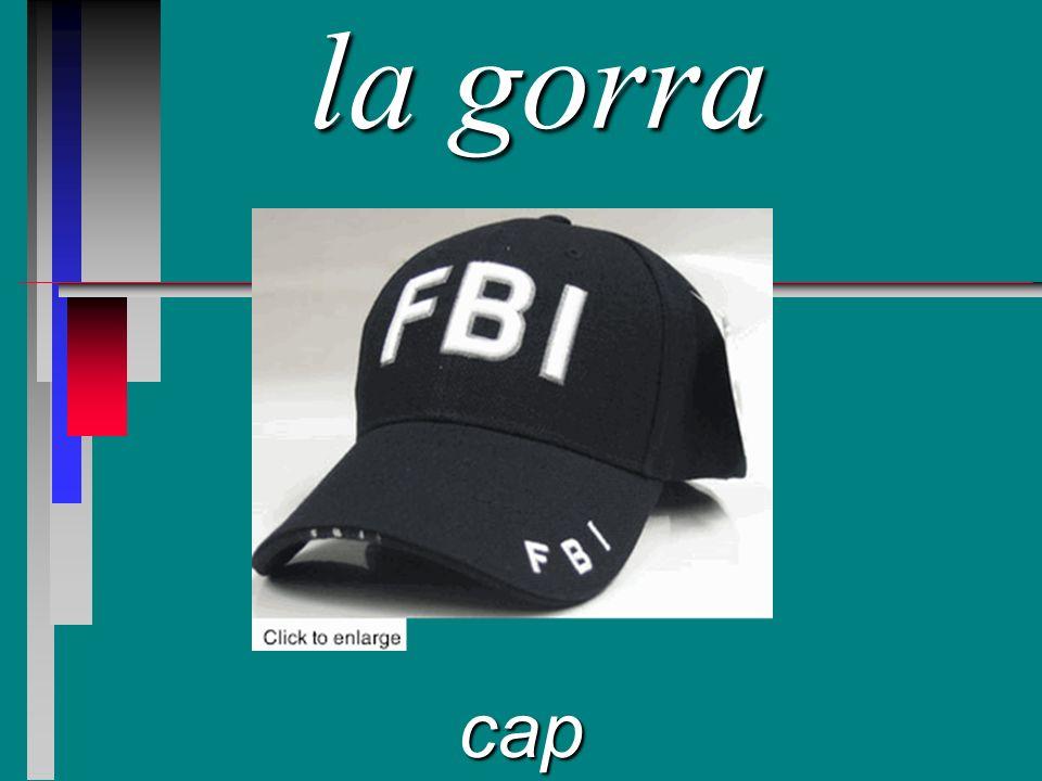 la gorra cap