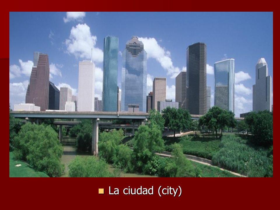 La ciudad (city) La ciudad (city)