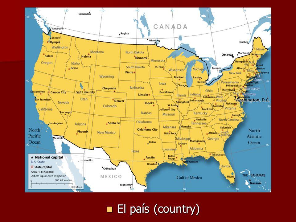 El país (country) El país (country)