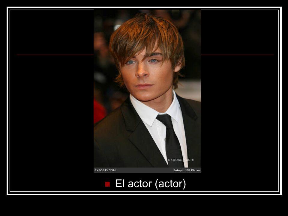 El actor (actor)
