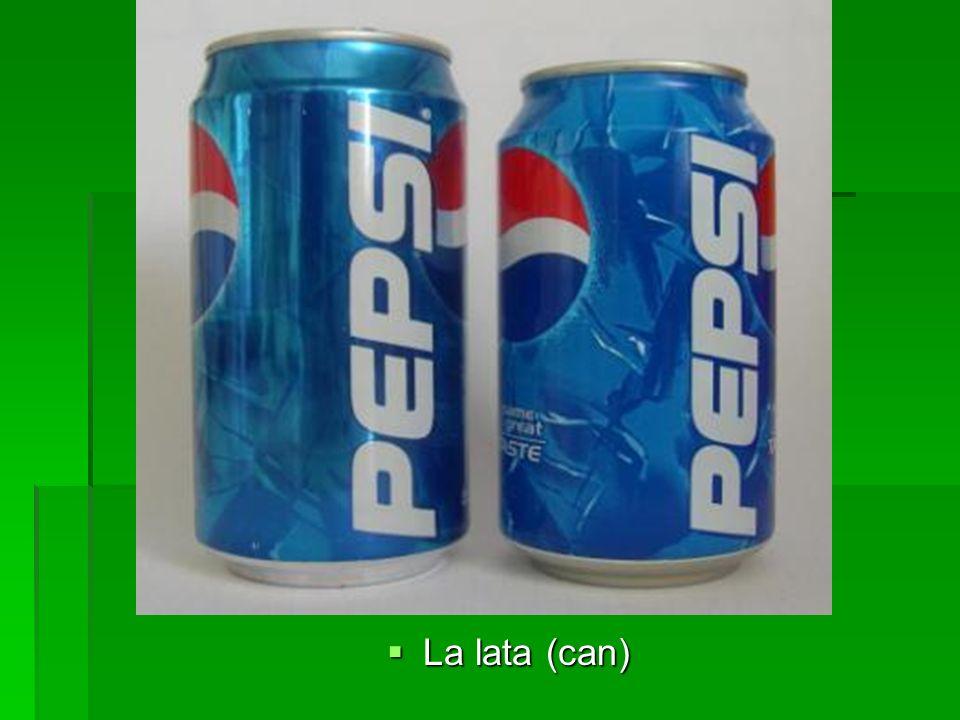 La lata (can) La lata (can)