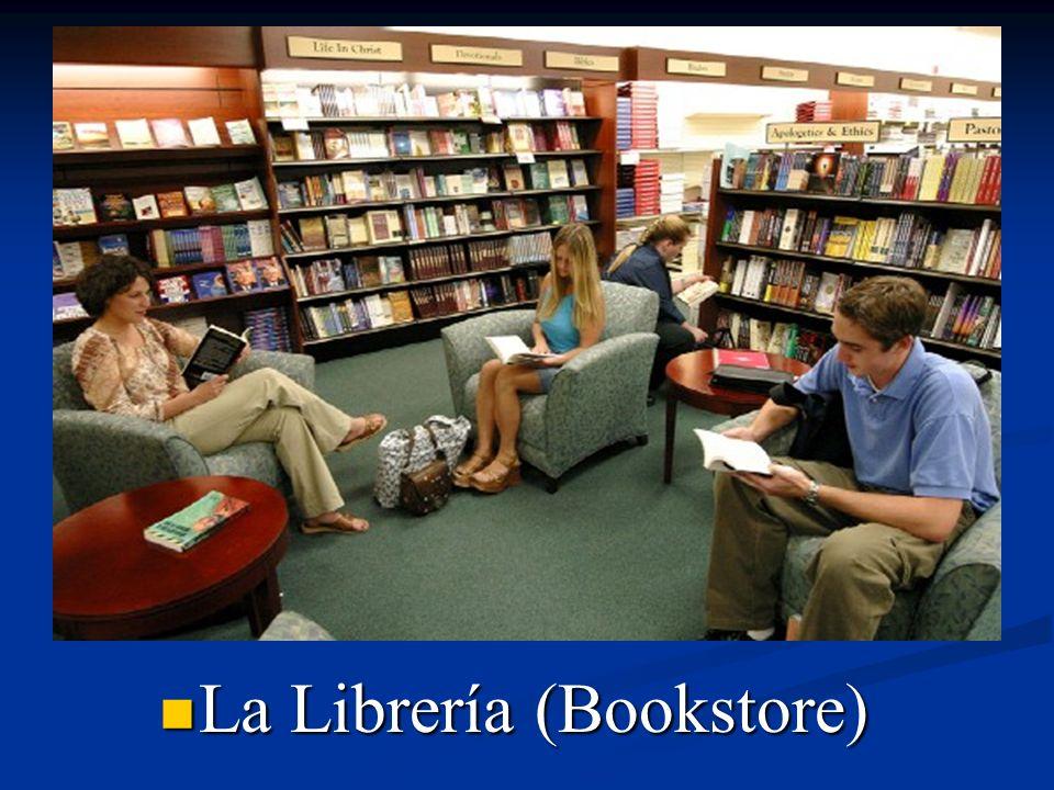 La Librería (Bookstore)