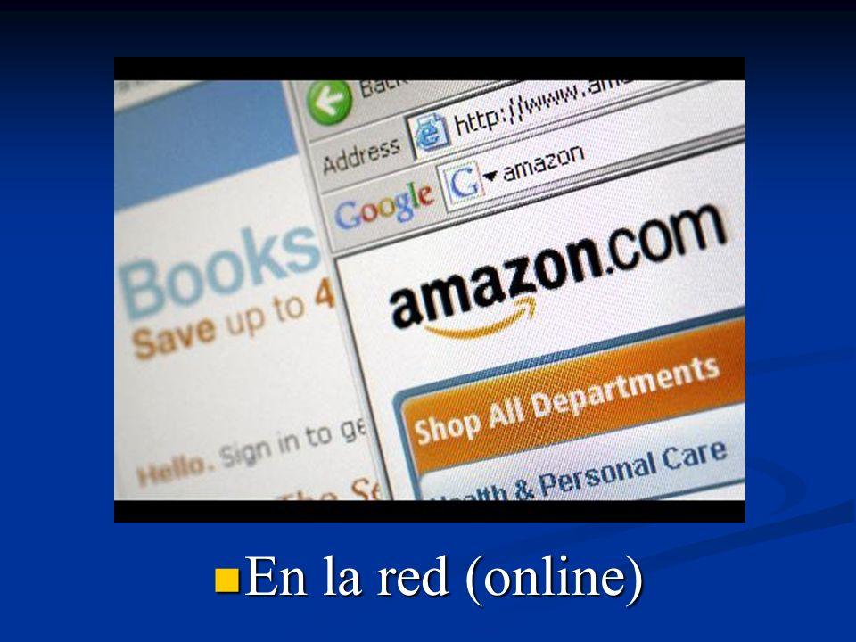 En la red (online)