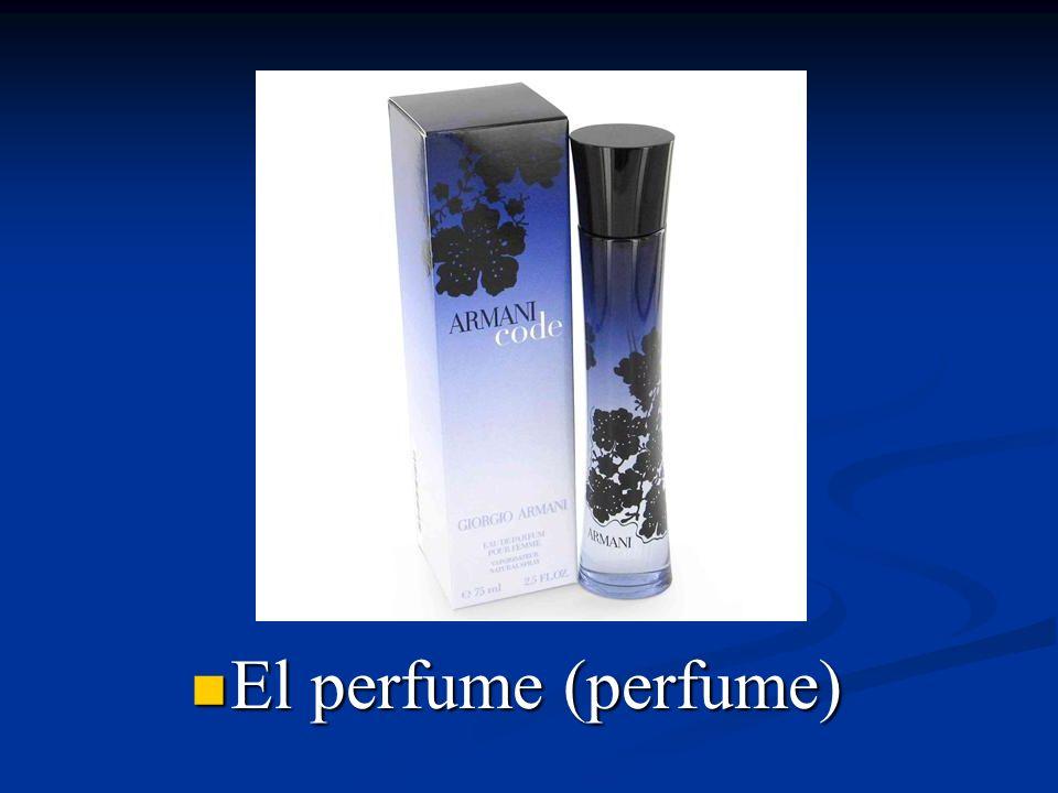 El perfume (perfume)
