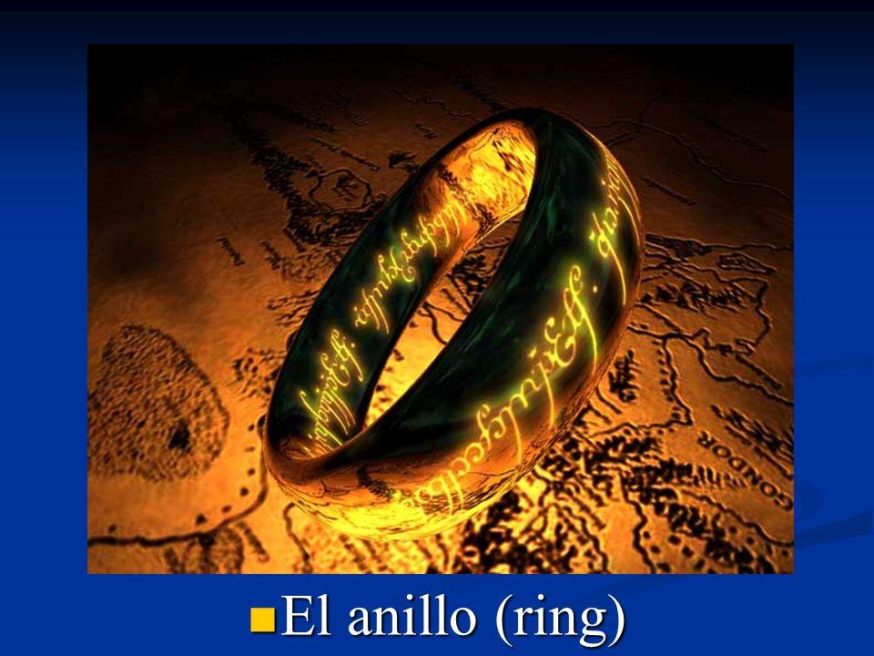 El anillo (ring)