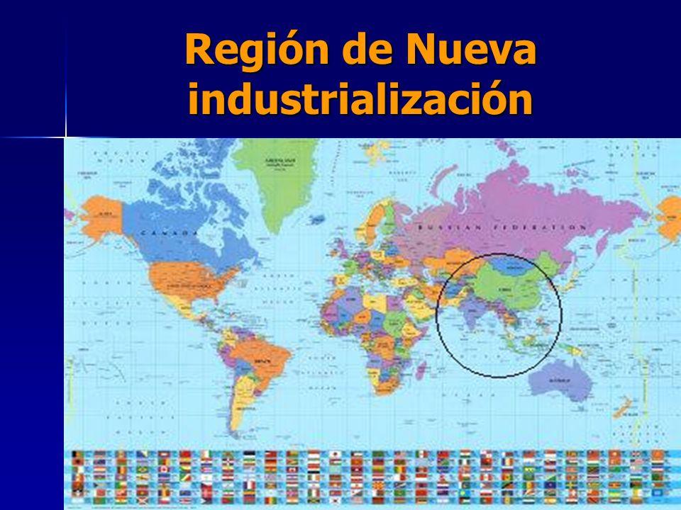 Distribución de ICM Cambia la distribución del ICM, destinado una parte importante a las comunidades donde se localizan los yacimientos.