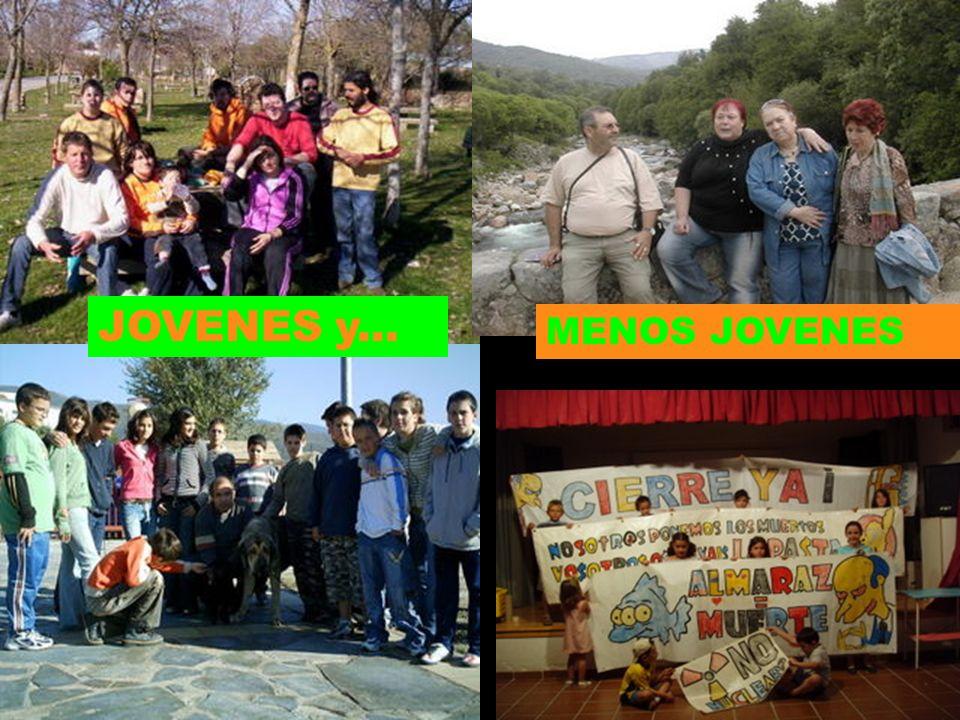 1996: Un grupo de Antinucleares de Campo Arañuelo, formamos AEDENAT Campo Arañuelo, 1997: Con el Grupo Sierra de la Mosca de Cáceres, formamos AEDENAT EXTREMADURA.