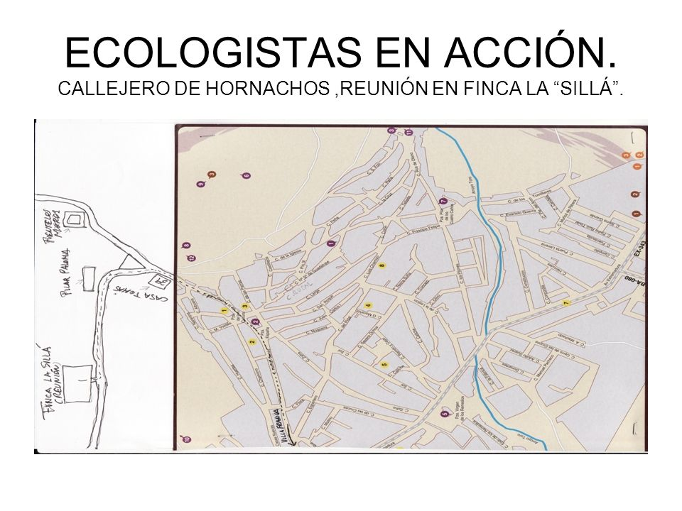 ECOLOGISTAS EN ACCIÓN. CALLEJERO DE HORNACHOS,REUNIÓN EN FINCA LA SILLÁ.