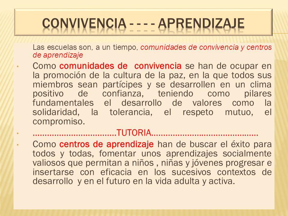 Informar al alumnado sobre el desarrollo de su aprendizaje así como a sus padres, madres o repr.