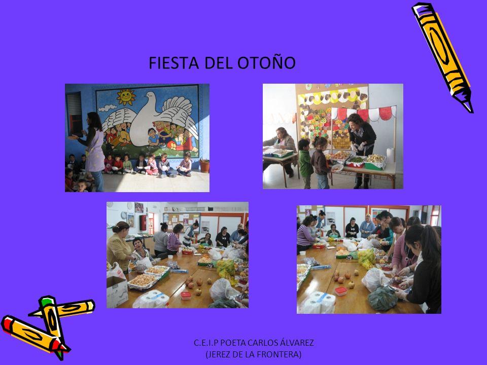 FIESTA DEL OTOÑO C.E.I.P POETA CARLOS ÁLVAREZ (JEREZ DE LA FRONTERA)