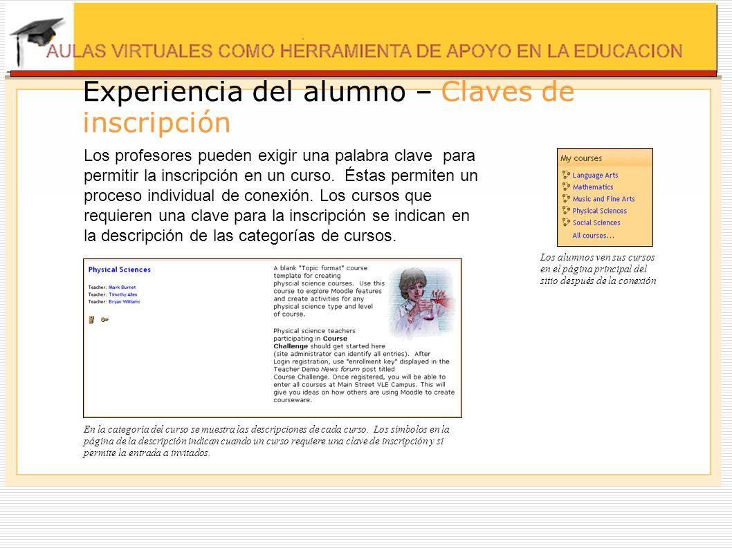Experiencia del alumno – 24/7/365 ¡Siempre.
