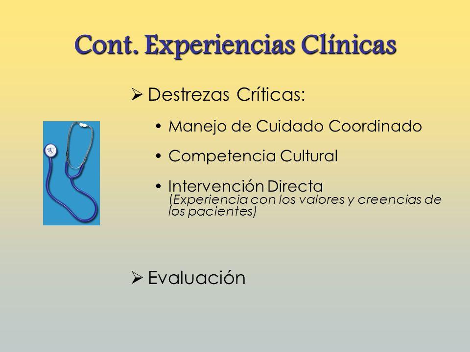 Requisitos de Elegibilidad Estudiantes que hayan completado mínimo de un año de estudios en: medicina odontología enfermeras parteras maestría en trabajo social maestría psicología clínica