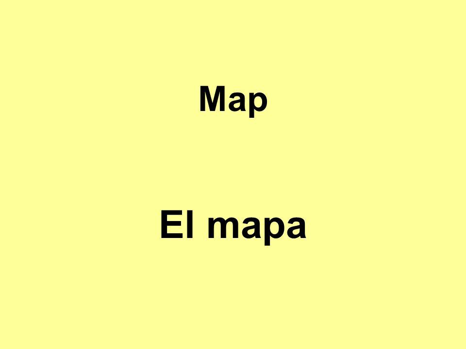 Map El mapa