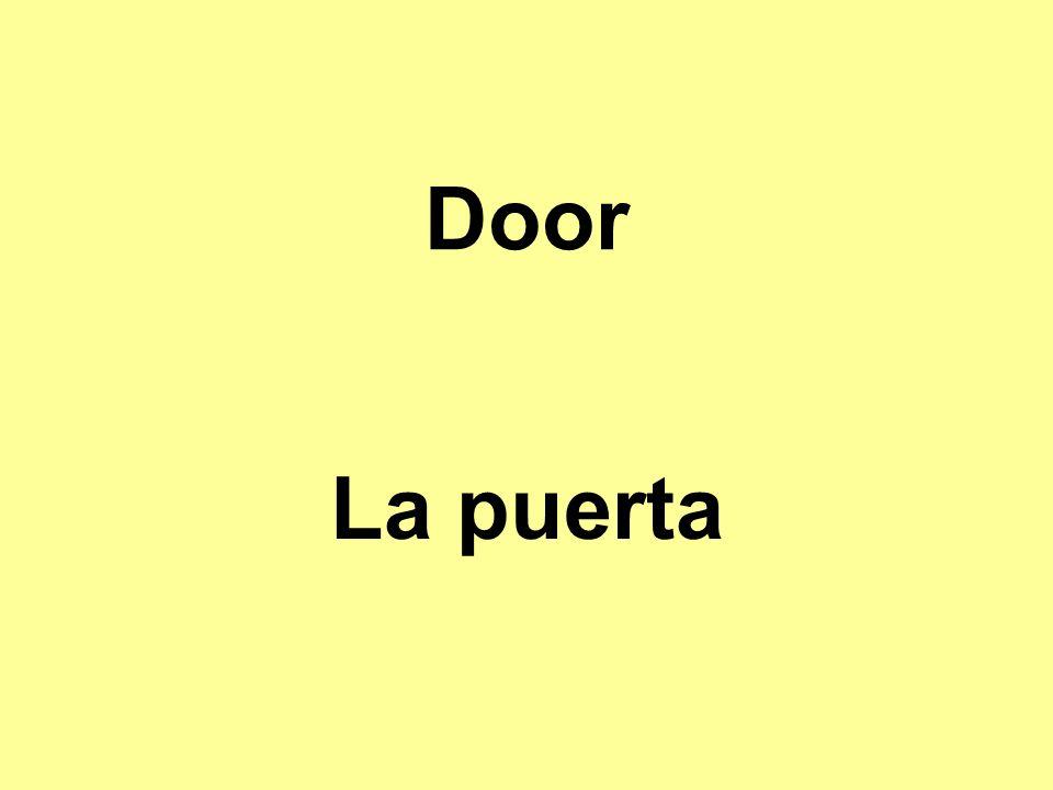 Door La puerta