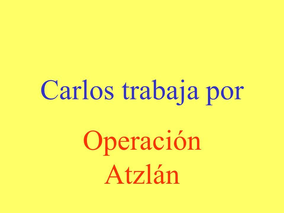 (según Carlos)Solamente hay agua en Querétaro por Siete años