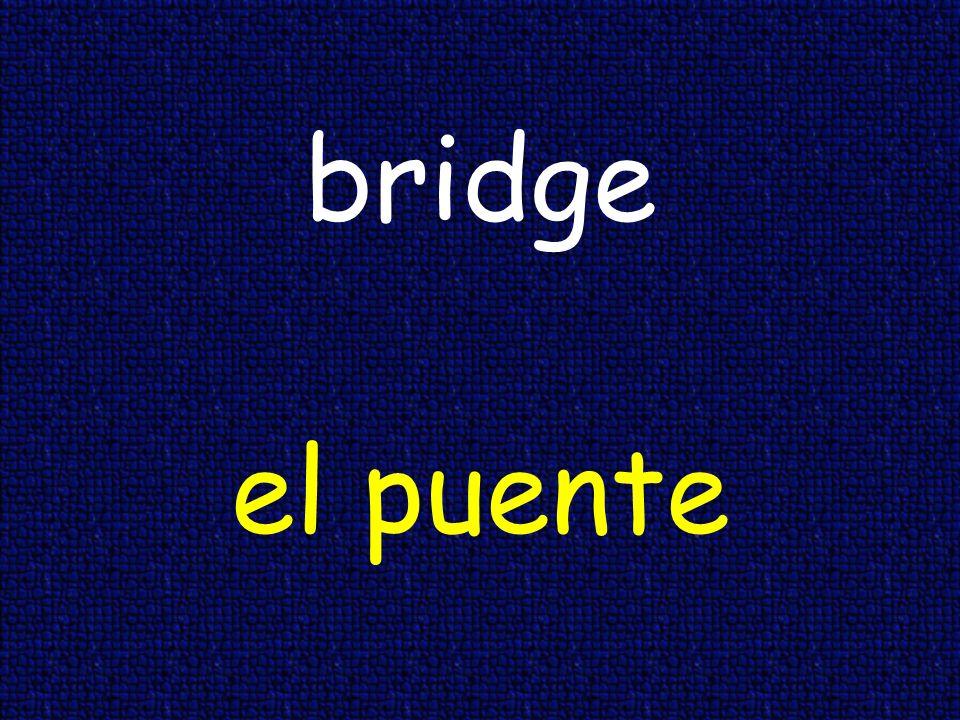 bridge el puente