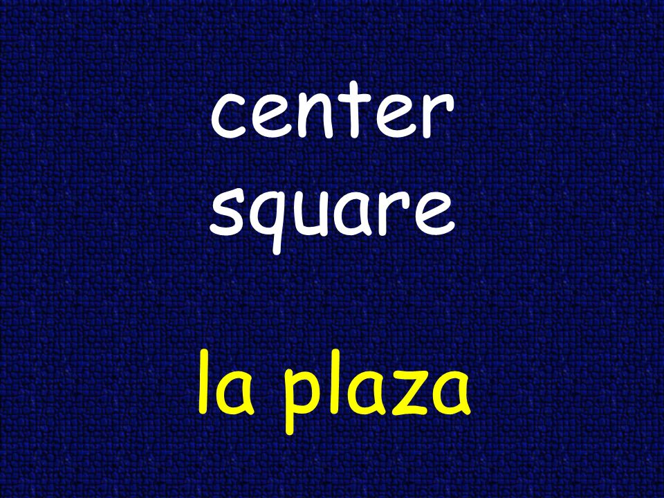 center square la plaza
