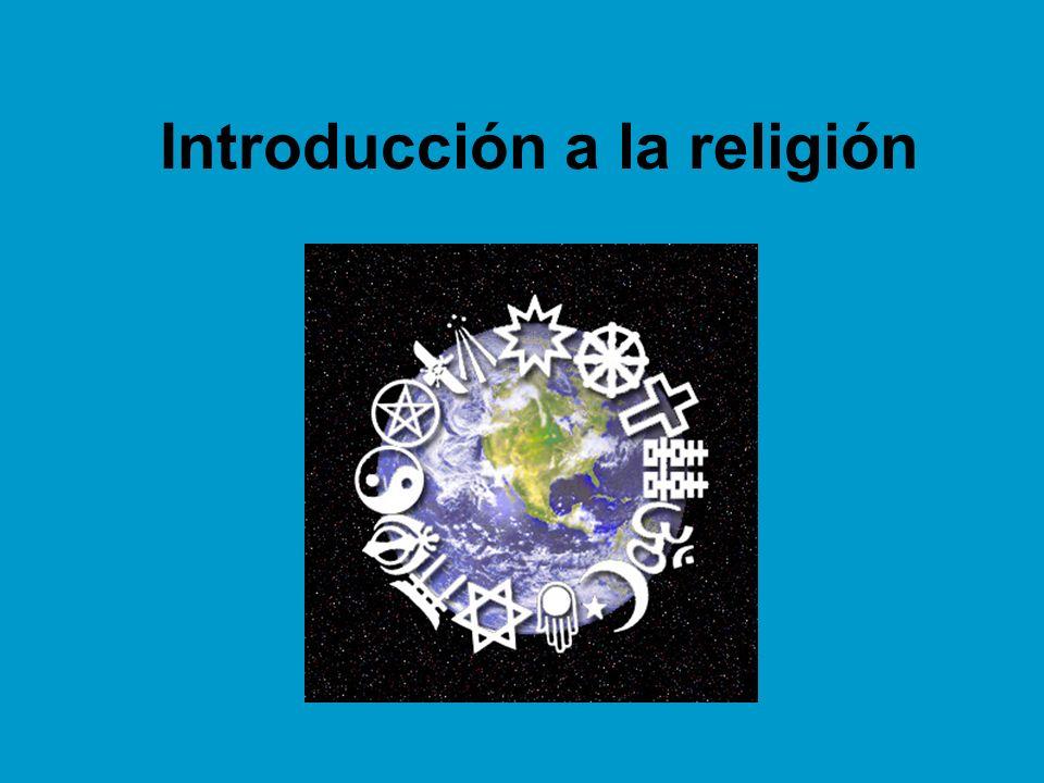 Introducción a la religión