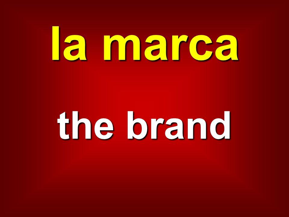 la marca the brand