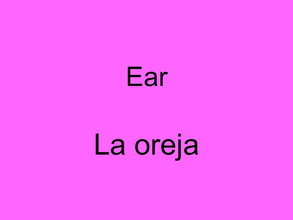 Ear La oreja