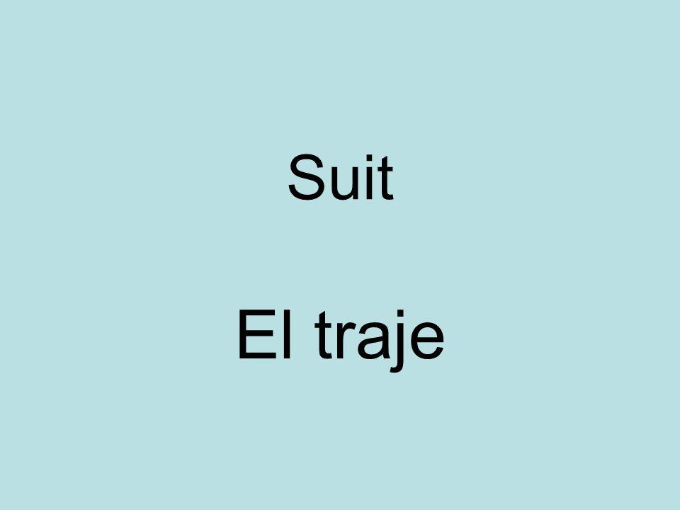 Suit El traje