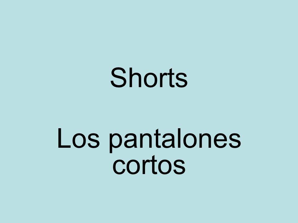 Shorts Los pantalones cortos