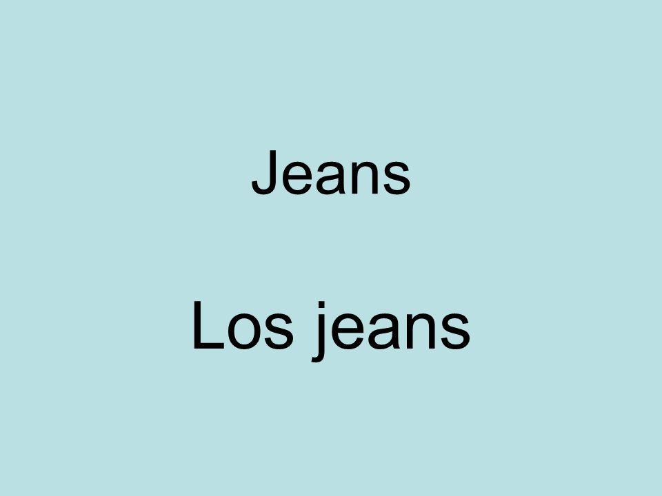 Jeans Los jeans