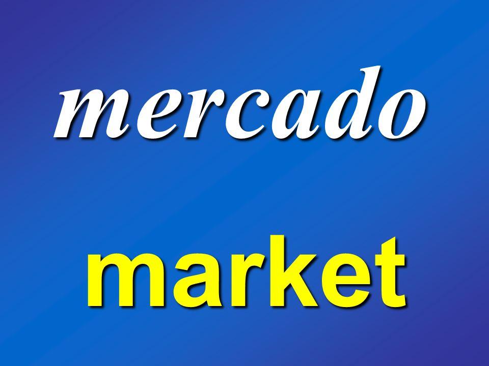 mercado market