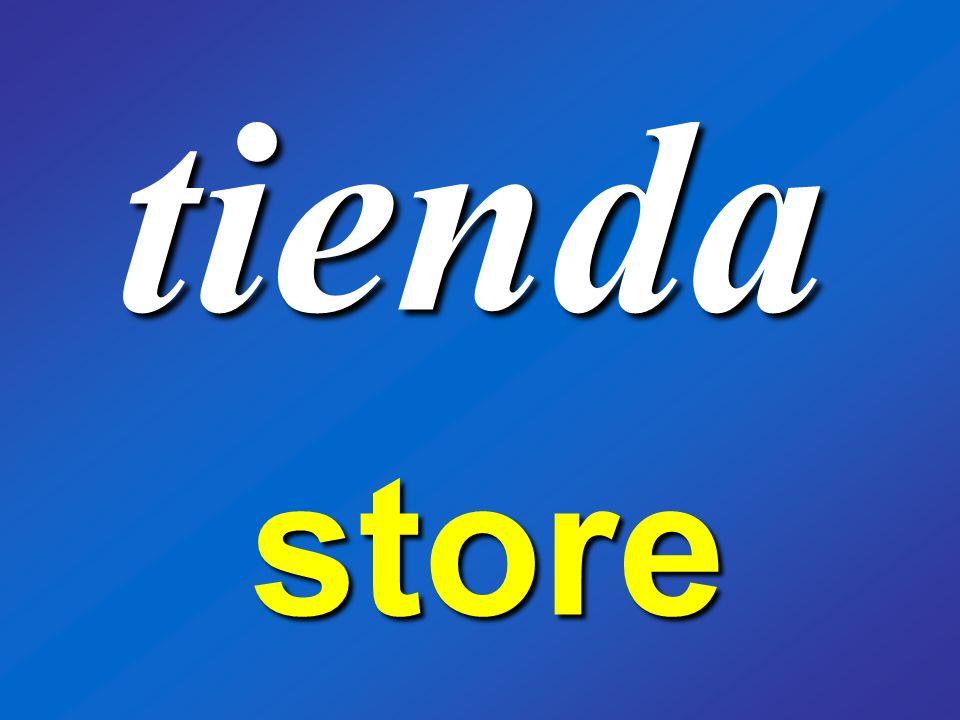 tienda store
