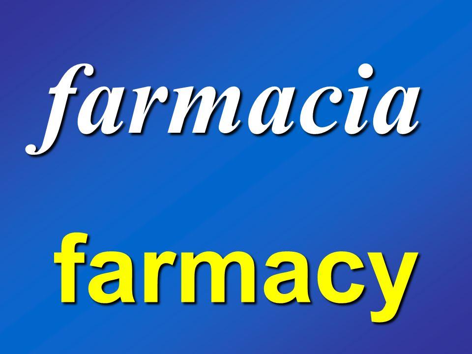 farmacia farmacy