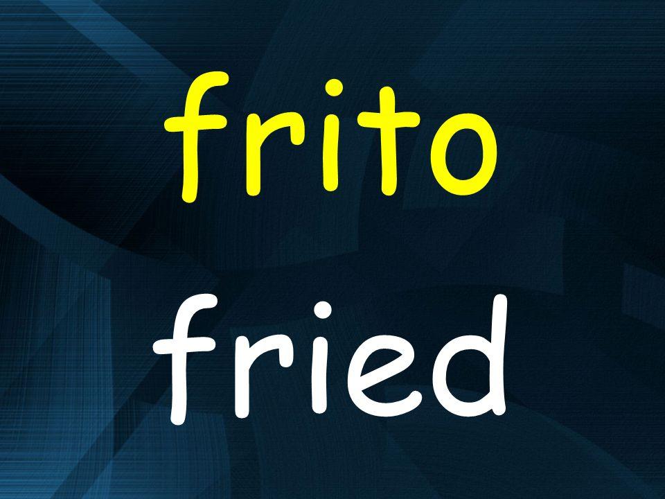 frito fried