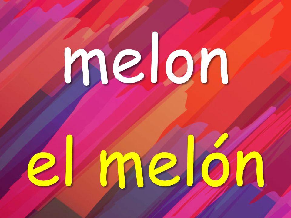 melon el melón
