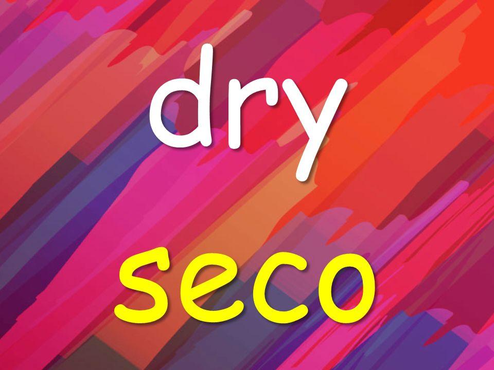 dry seco