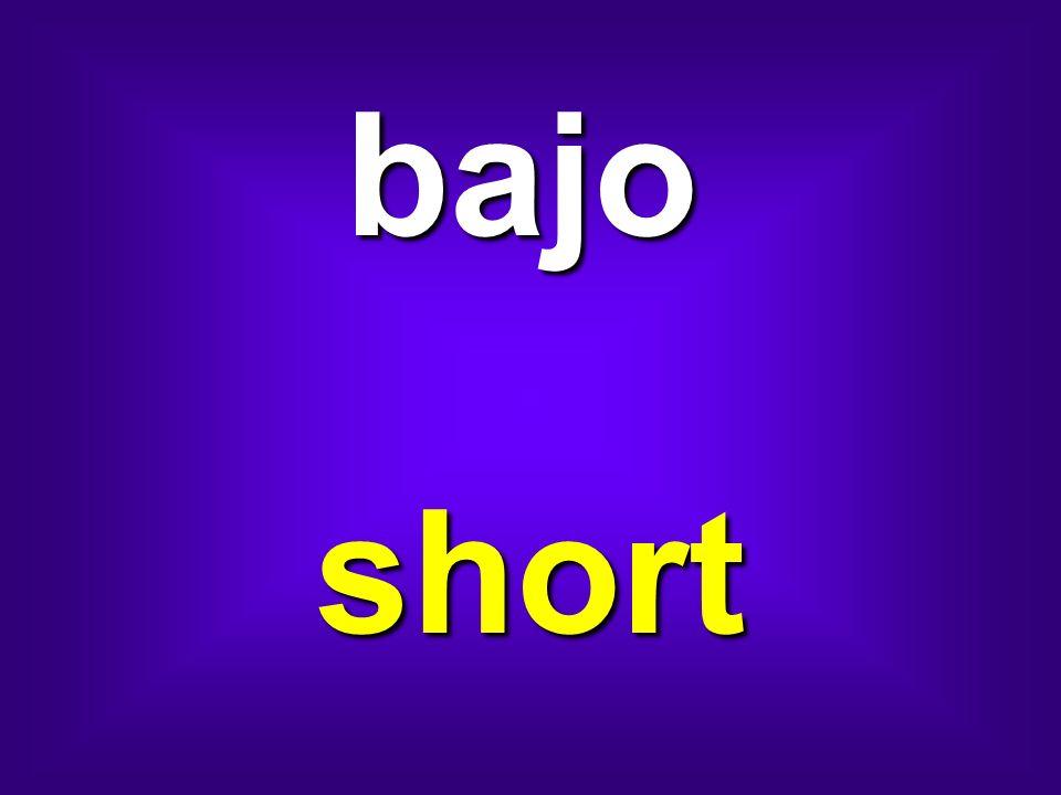 bajo short