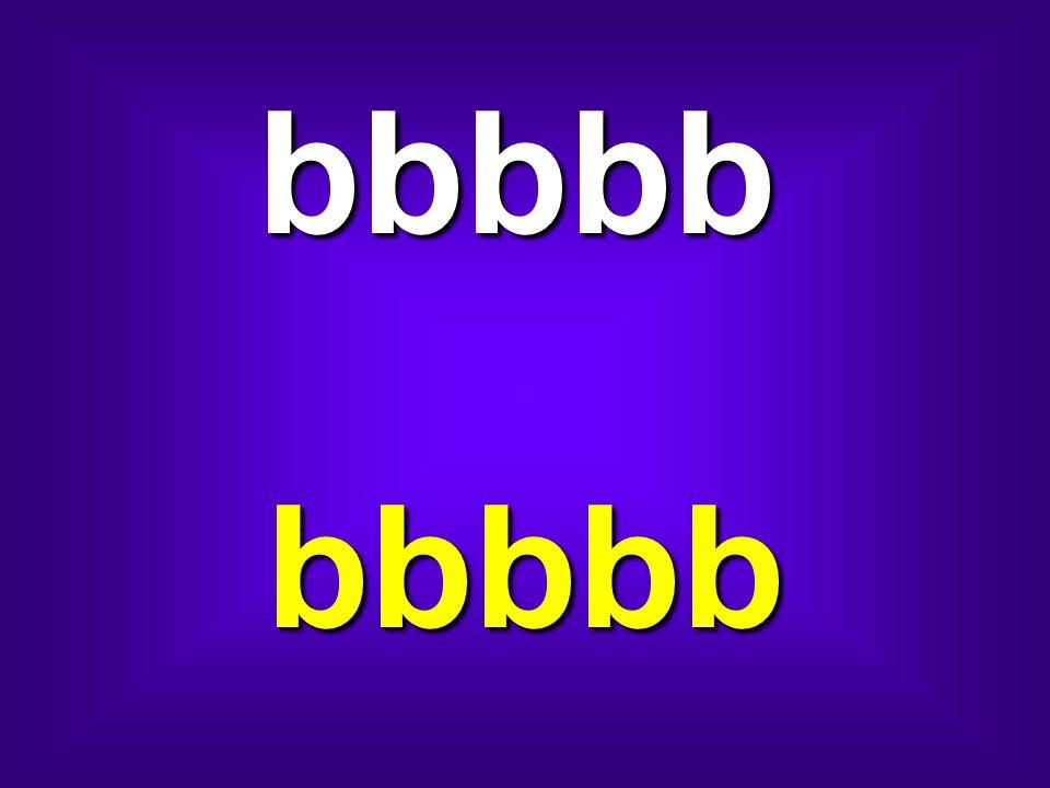 bbbbb bbbbb
