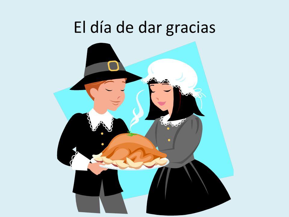 El día de dar gracias