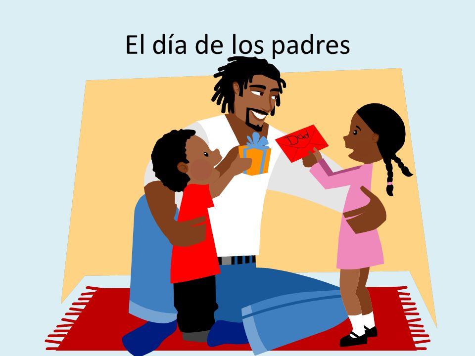 El día de los padres