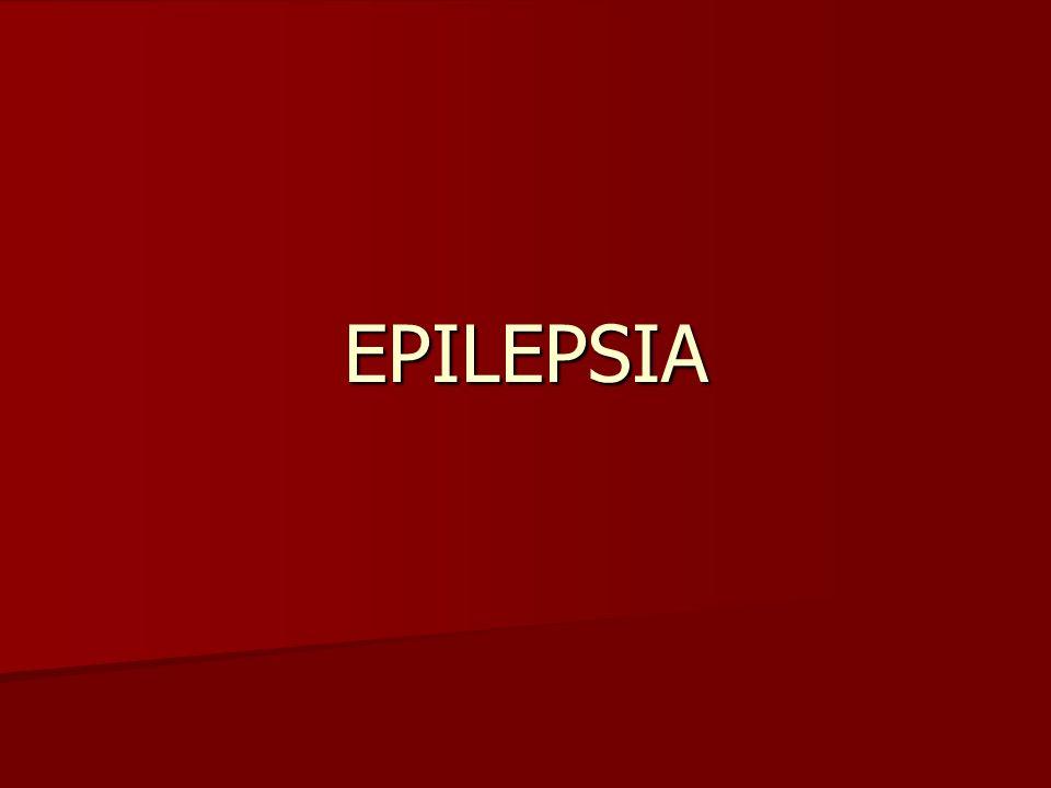 Clasificación internacional de Epilepsia y Sindromes Epilépticos 2.