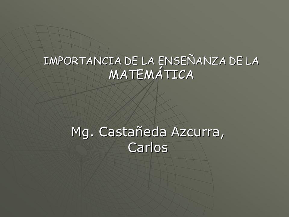 La enseñanza de la matemática está relacionada con las funciones generales de la educación Función Integradora Función Diferenciadora