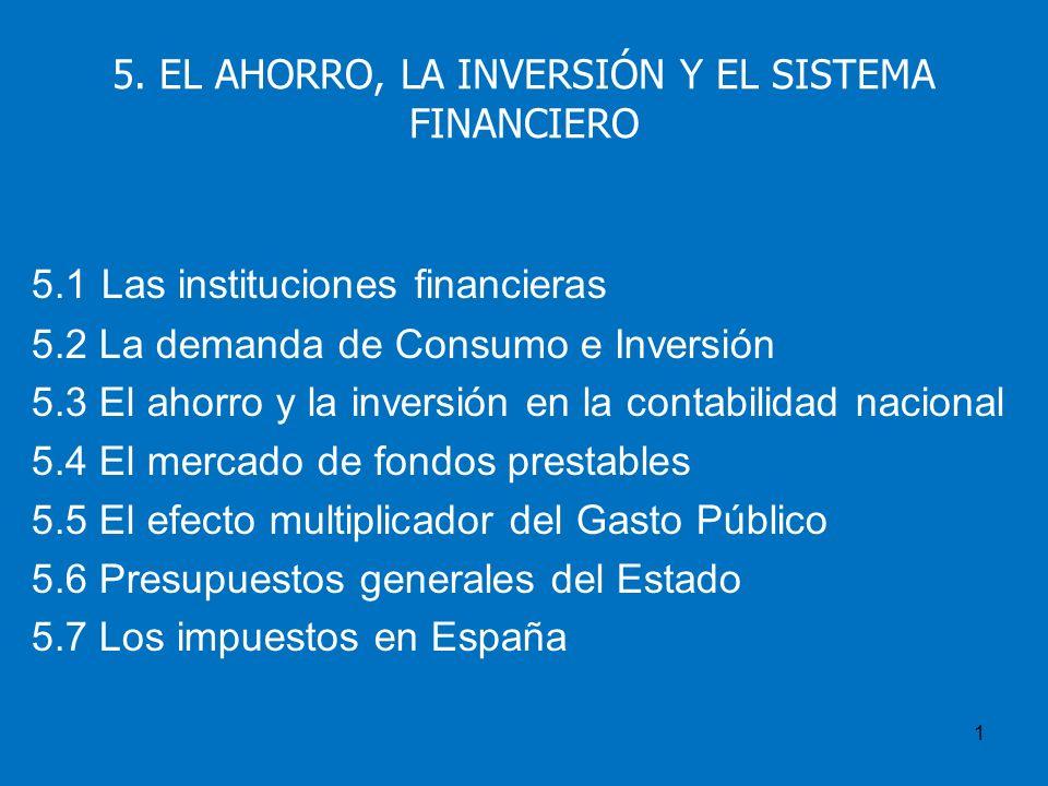 La política fiscal La política fiscal: estabilizadora de los ciclos económicos Objetivo: ciclos económicos estables.